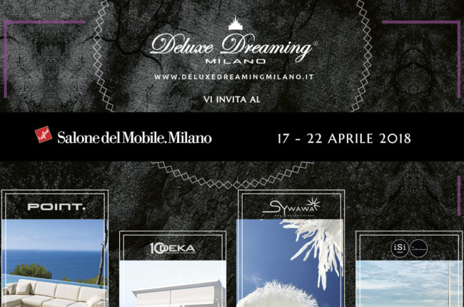 Salone del Mobile Milano, April 17-22, 2018
