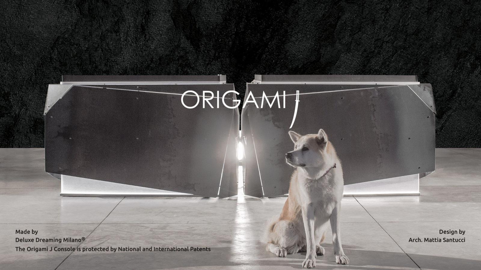 Origami J console Deluxe Dreaming Milano