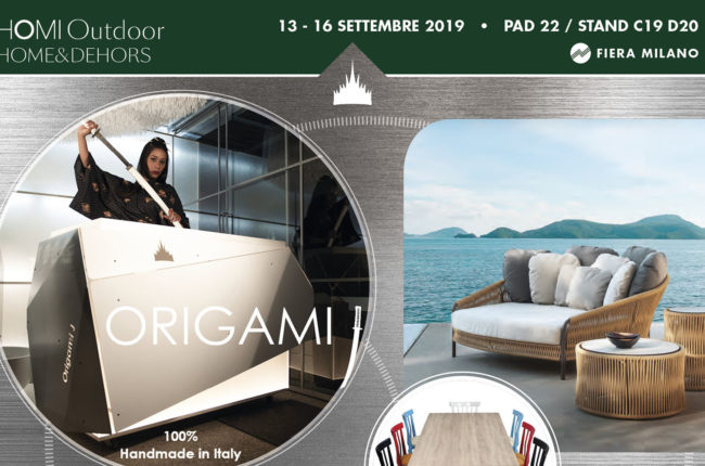 HOMI Outdoor 2019 Milano