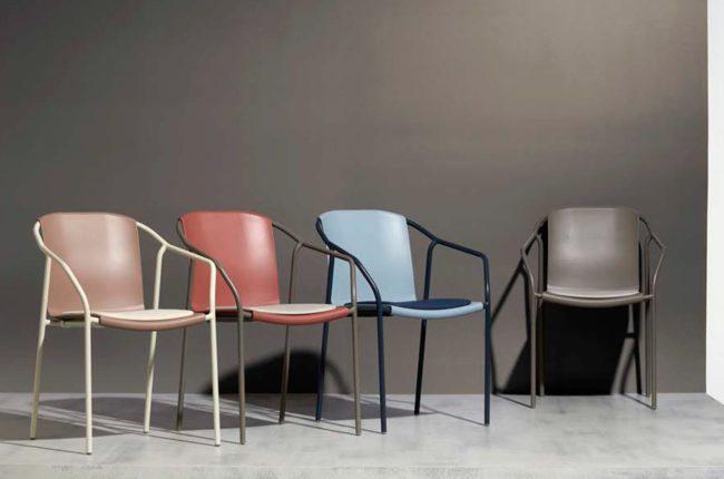 Ezpeleta Rod armchair